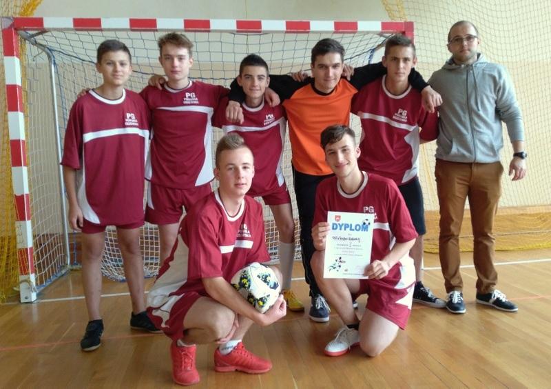 Mistrzostwo Gminy Dębno wHalowej Piłce Nożnej