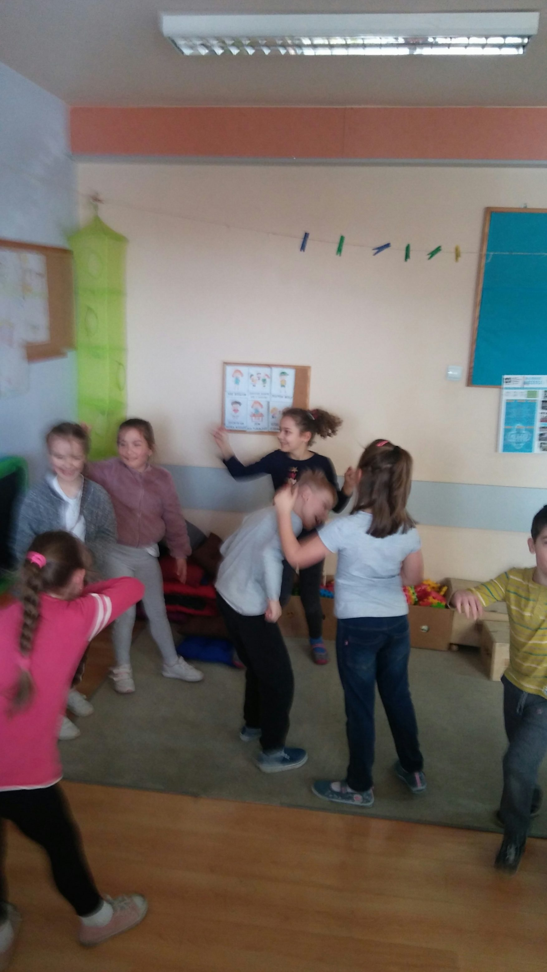 Tańce… hulańce…