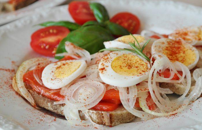 Śniadanie daje moc!