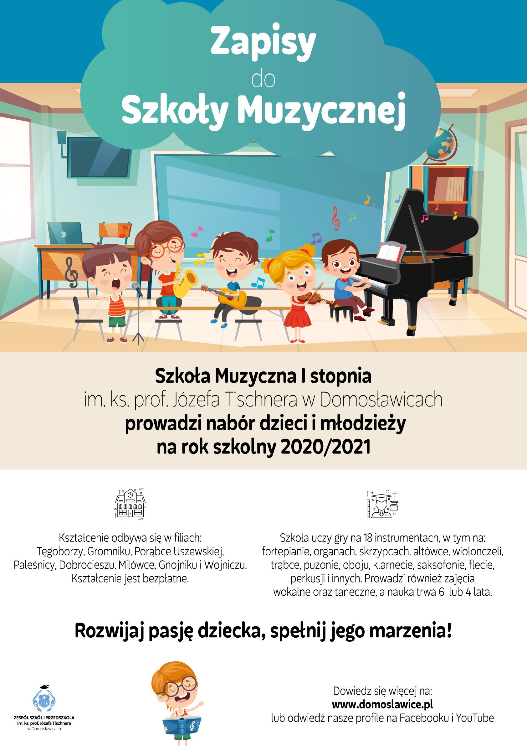 ? Niespodzianka dla najmłodszych kandydatów doSzkoły Muzycznej wPorąbce Uszewskiej