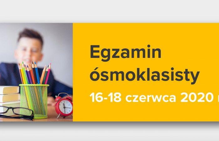 Egzamin ósmoklasisty-17 czerwca 2020 r. -matematyka