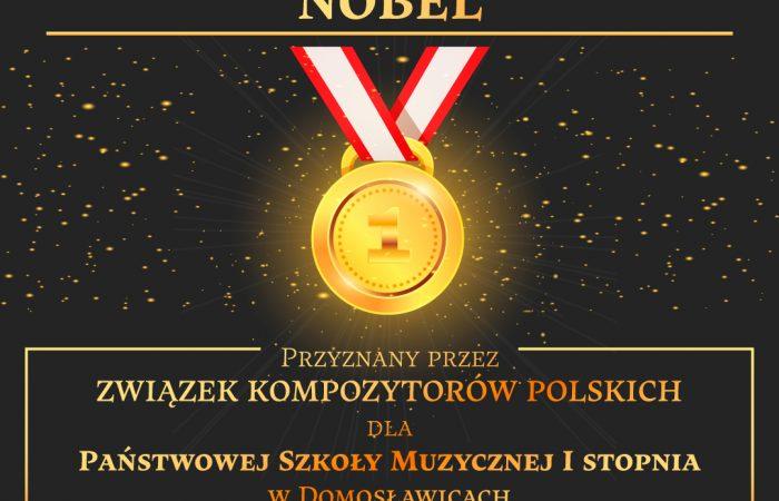 Serdeczne gratulacje dla uczniów inauczycieli Szkoły Muzycznej IStopnia  zDomosławic.