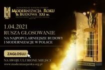 """Ogólnopolski Konkurs """"Modernizacja Roku & Budowa XXI w."""""""